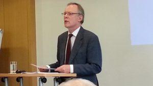 Reiner Heard, Vorsitzender von ATICOM, Vizepräsident der FIT und Organisator des AT 2016